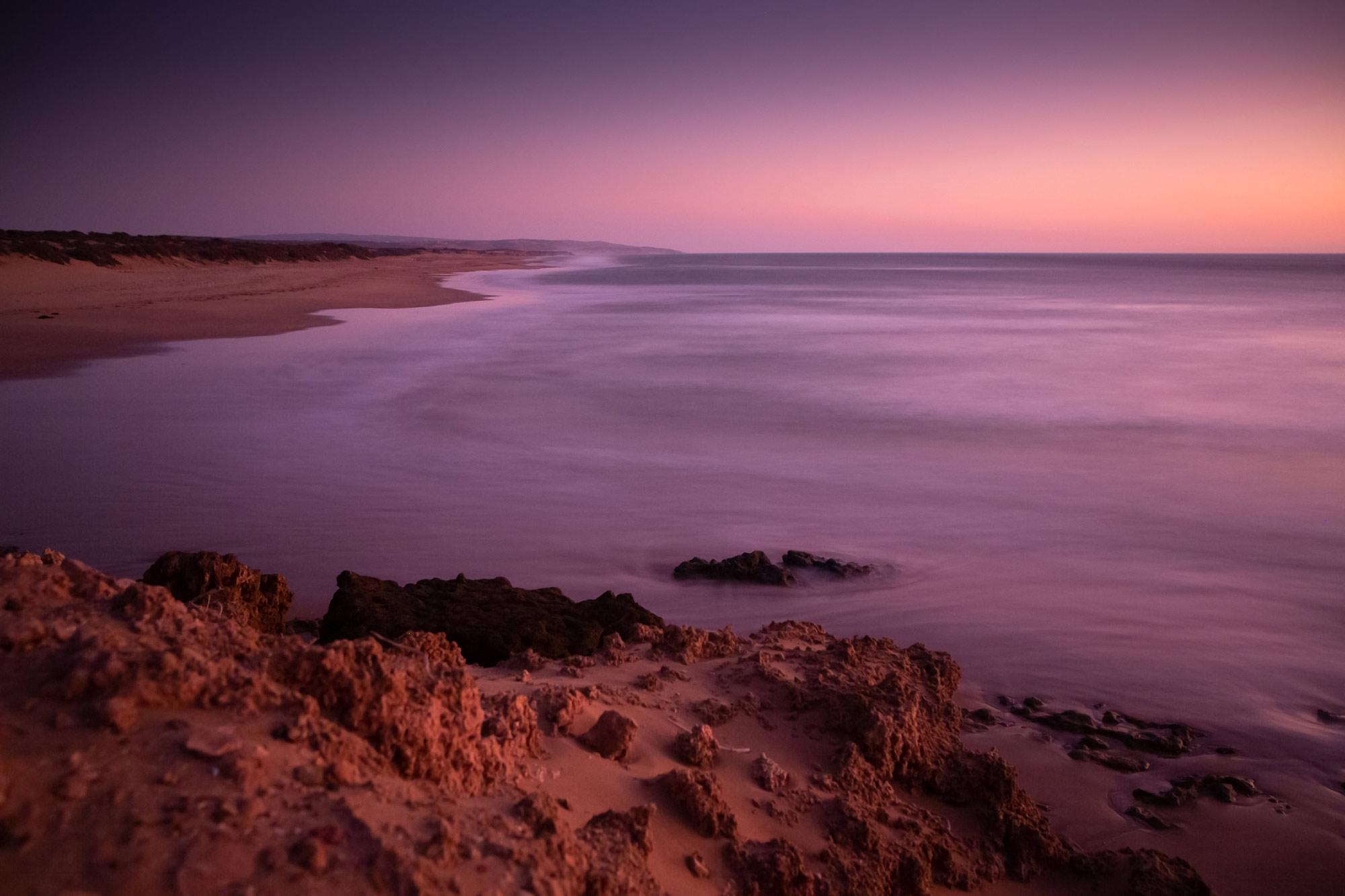 Trek au Maroc plage Sidi Kaouki