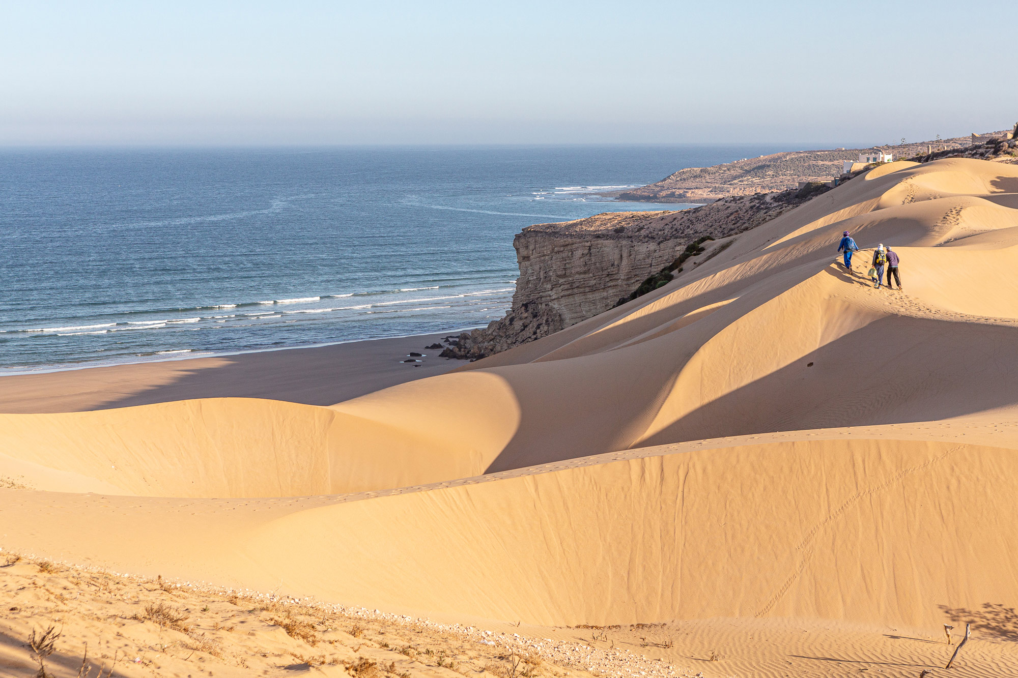 Trek au Maroc Sidi Ahmed Assayh