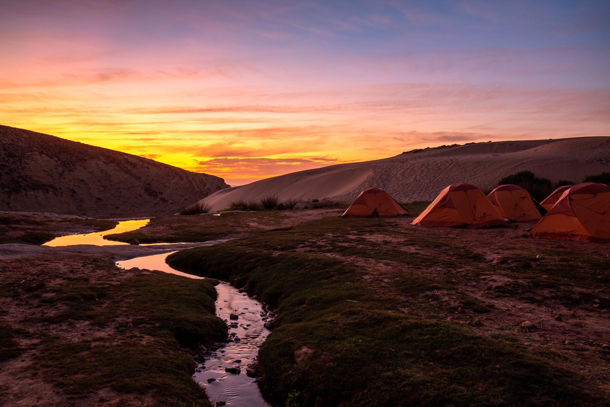 Trek Maroc cascades Sidi M'Barek