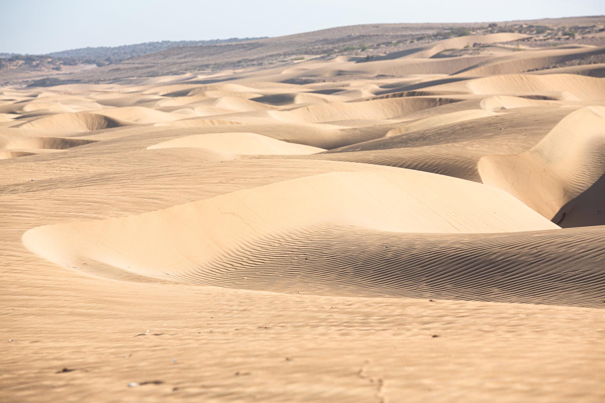 Trek au Maroc Agadir Essaouira dunes
