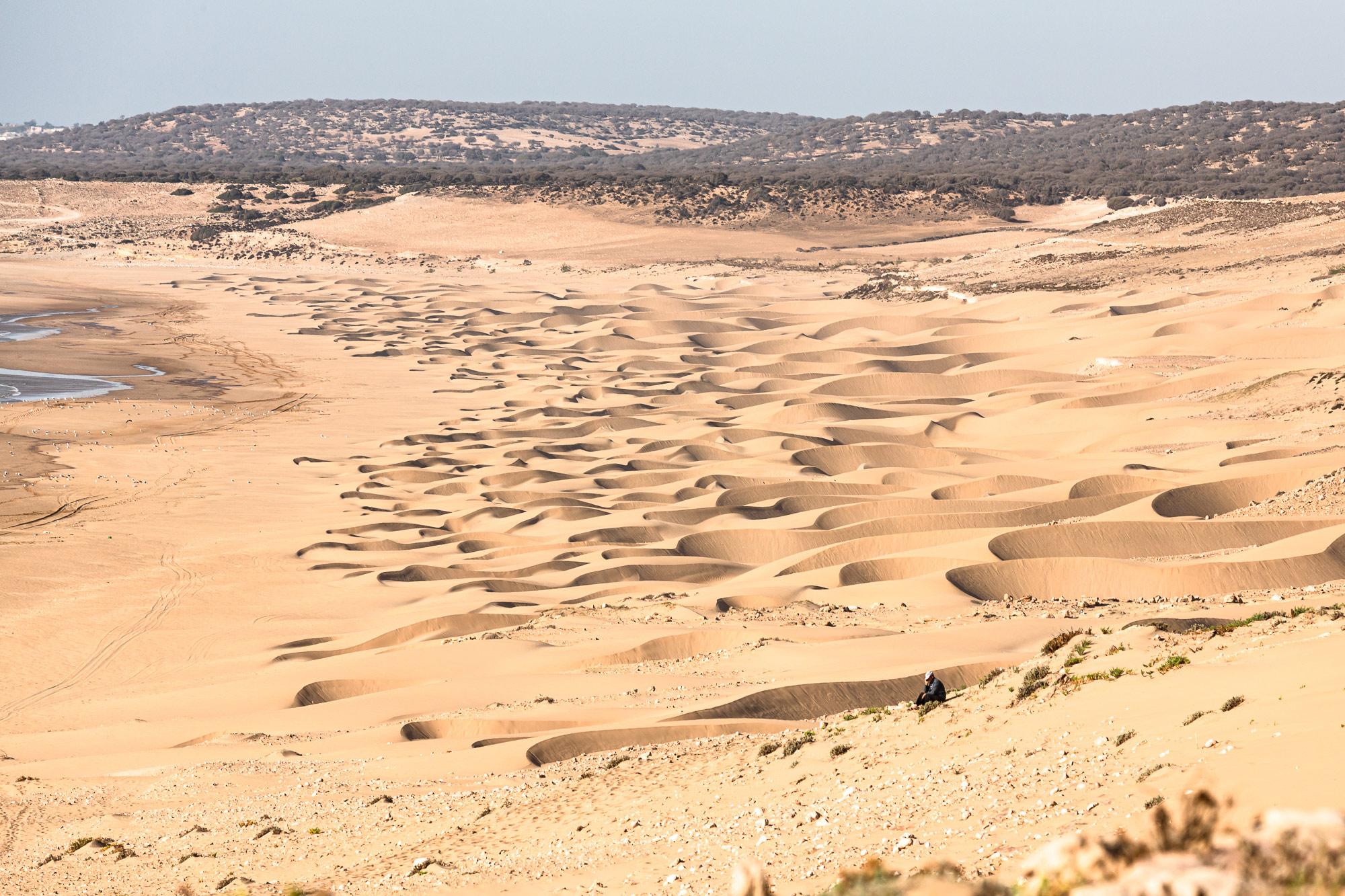 Trek Maroc dunes Sidi M'Barek