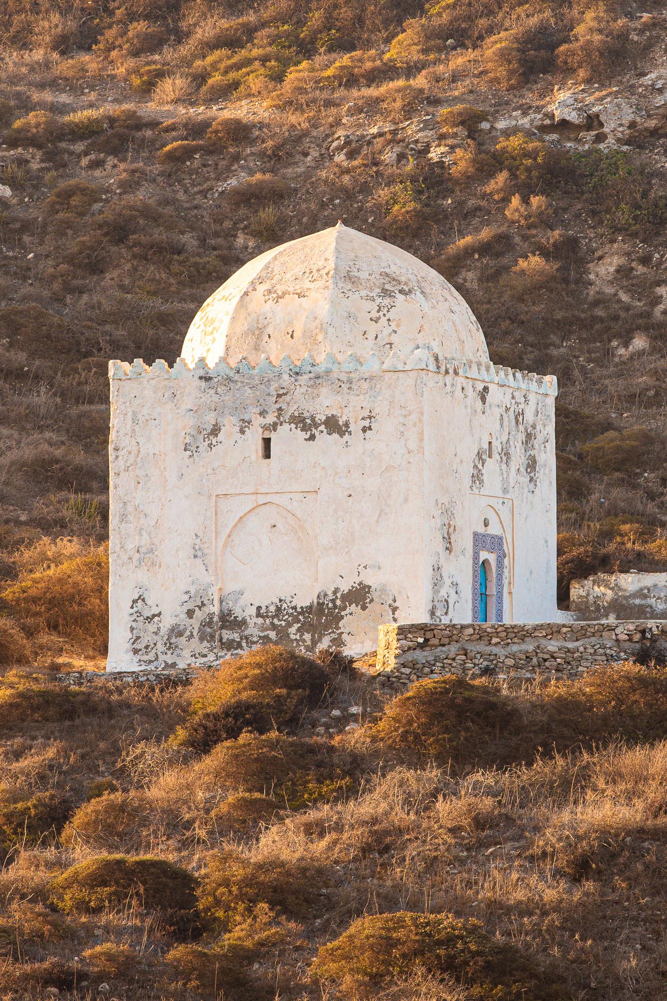 Trek au Maroc Agadir Essaouira marabout