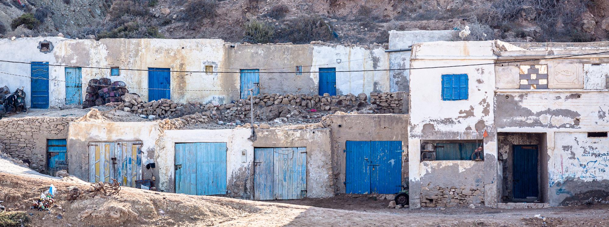 Trek au Maroc Agadir Essaouira village pêcheurs