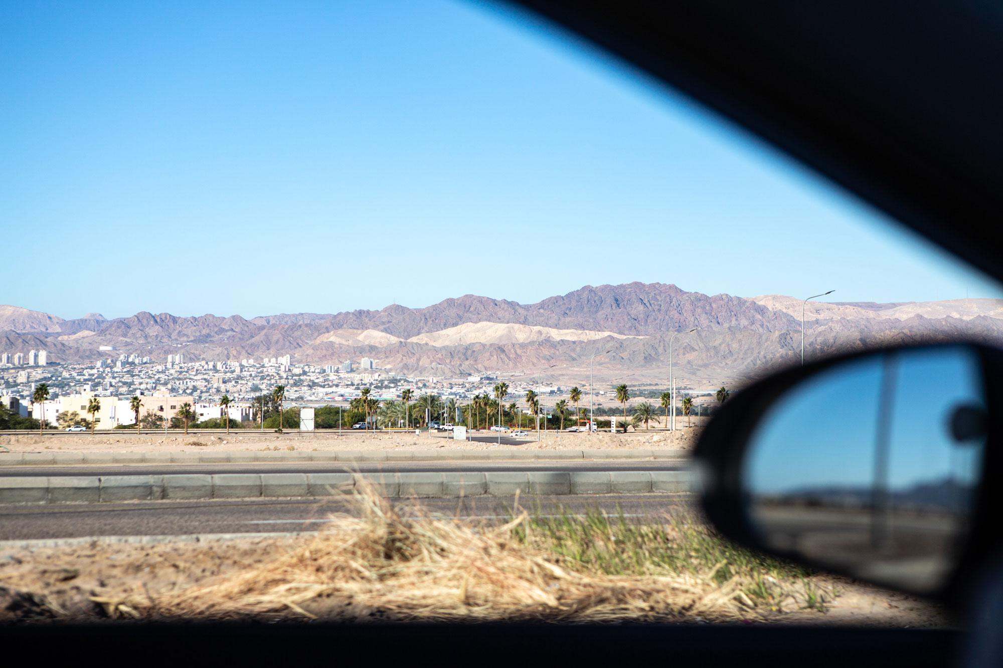 voyage en Jordanie Aqaba