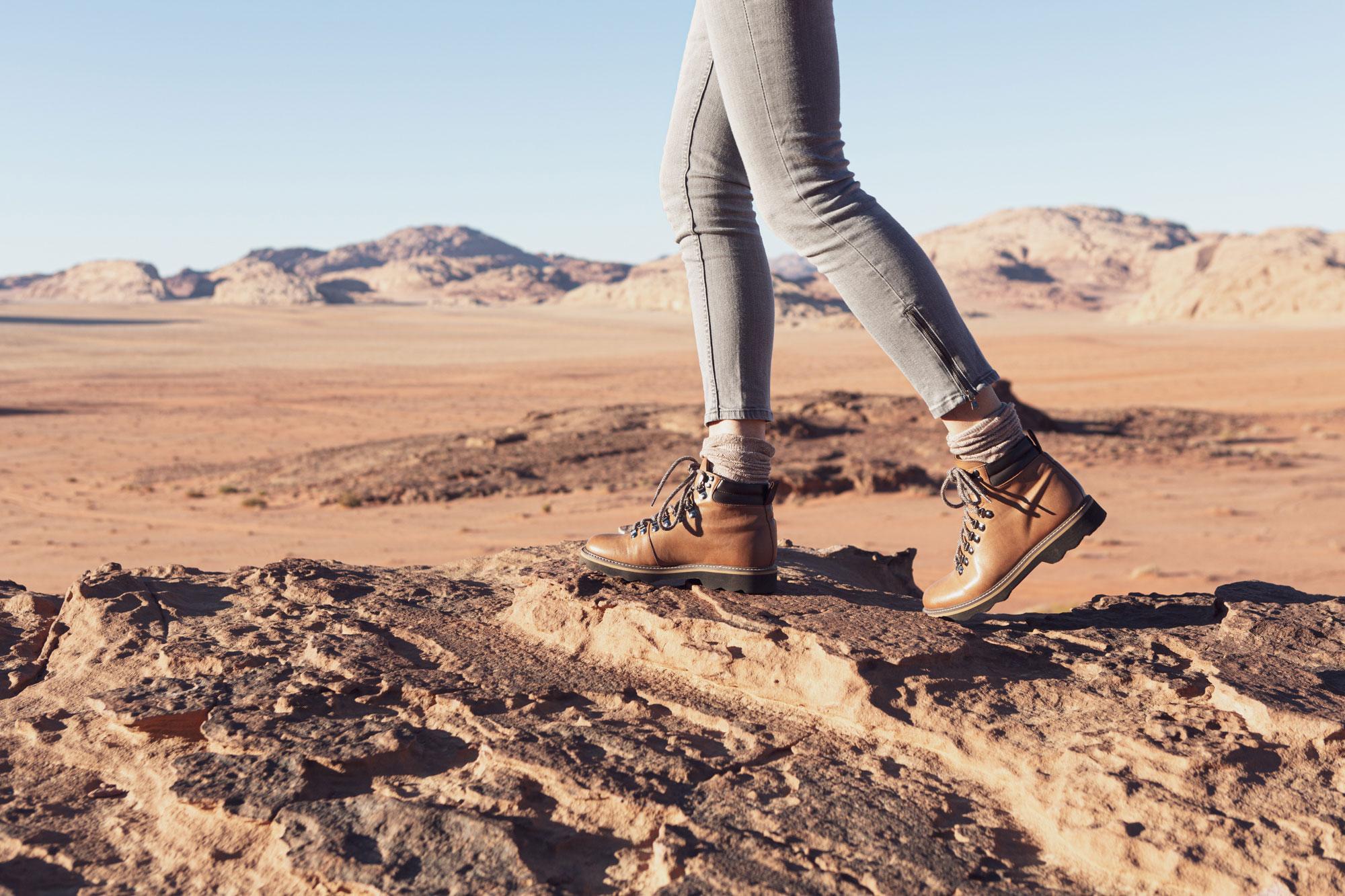 voyage en Jordanie équipement