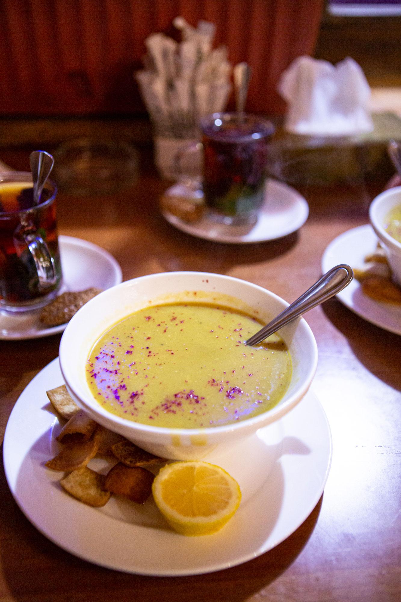 voyage en Jordanie Madaba Ayola Cafe