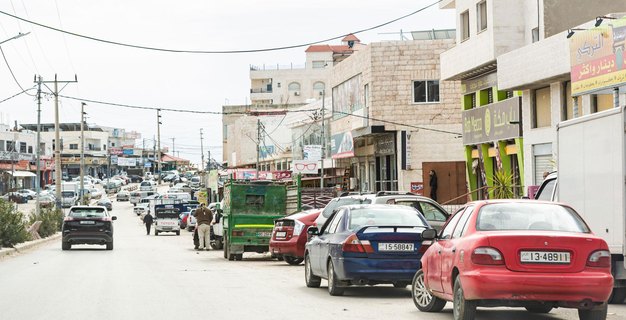 voyage en Jordanie Karak