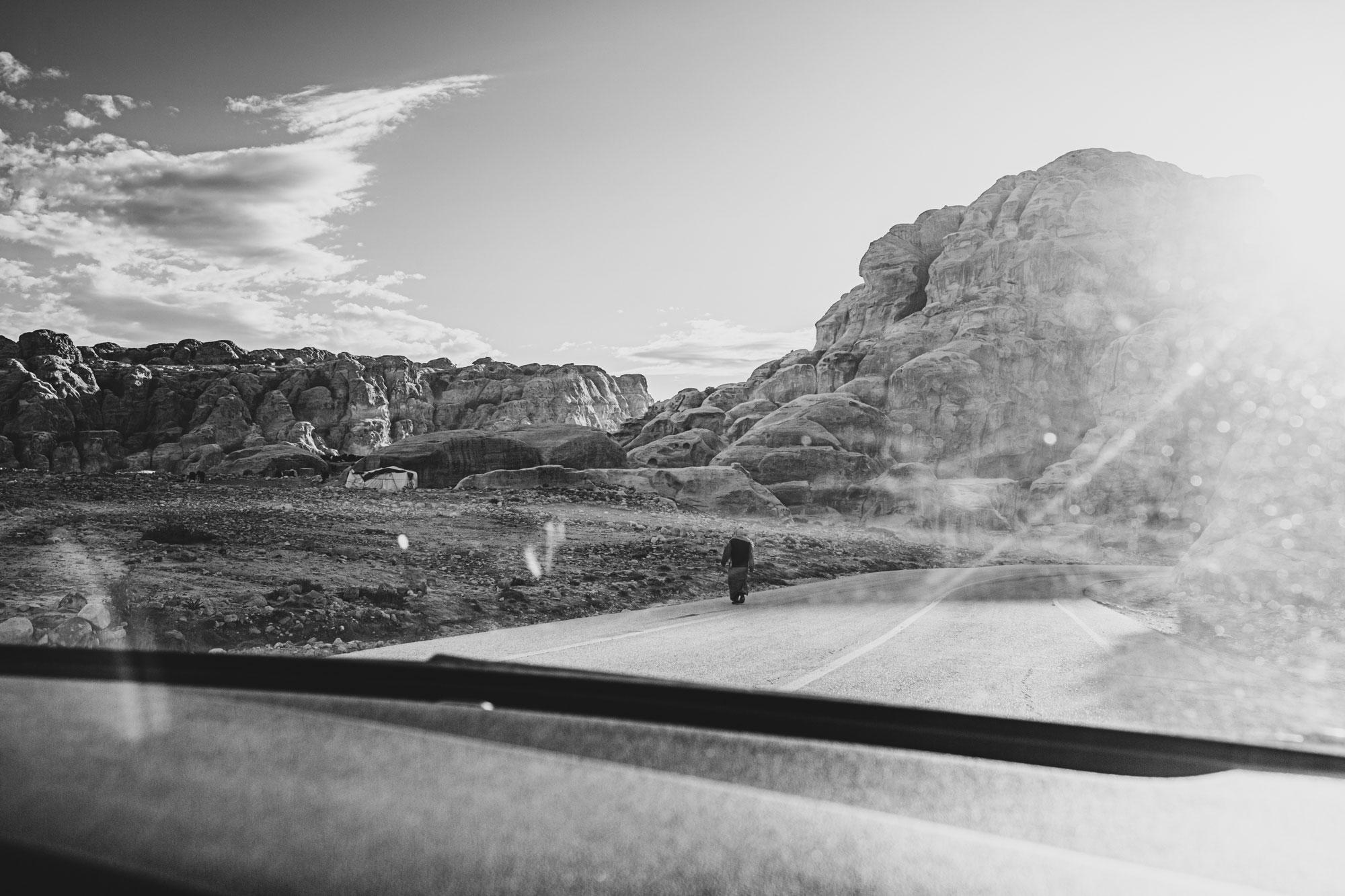 voyage en Jordanie Little Petra