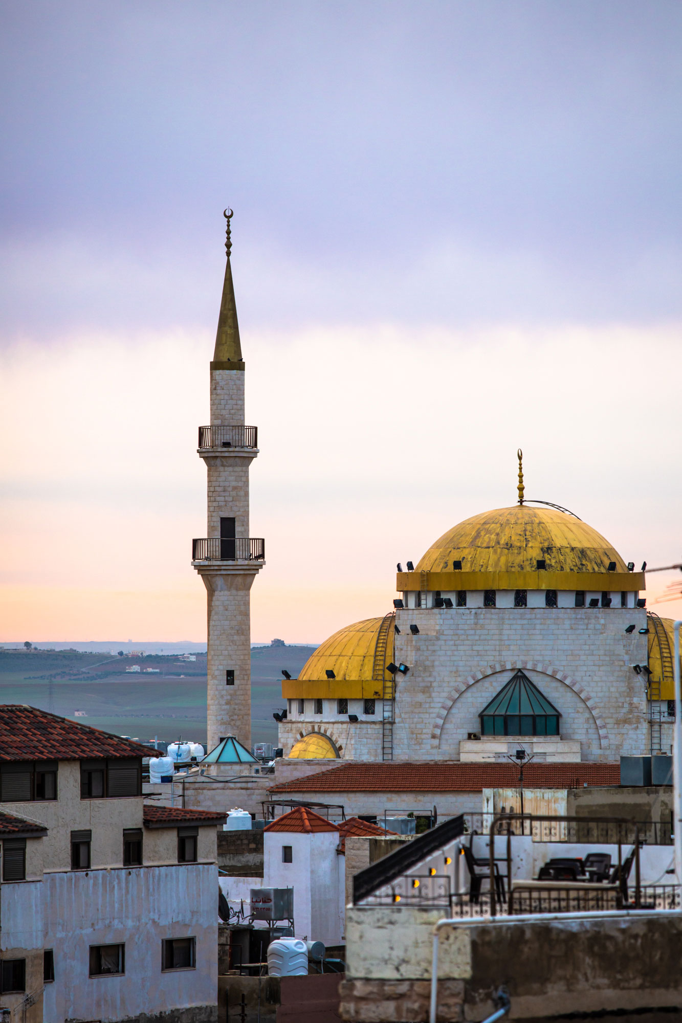 voyage en Jordanie Madaba
