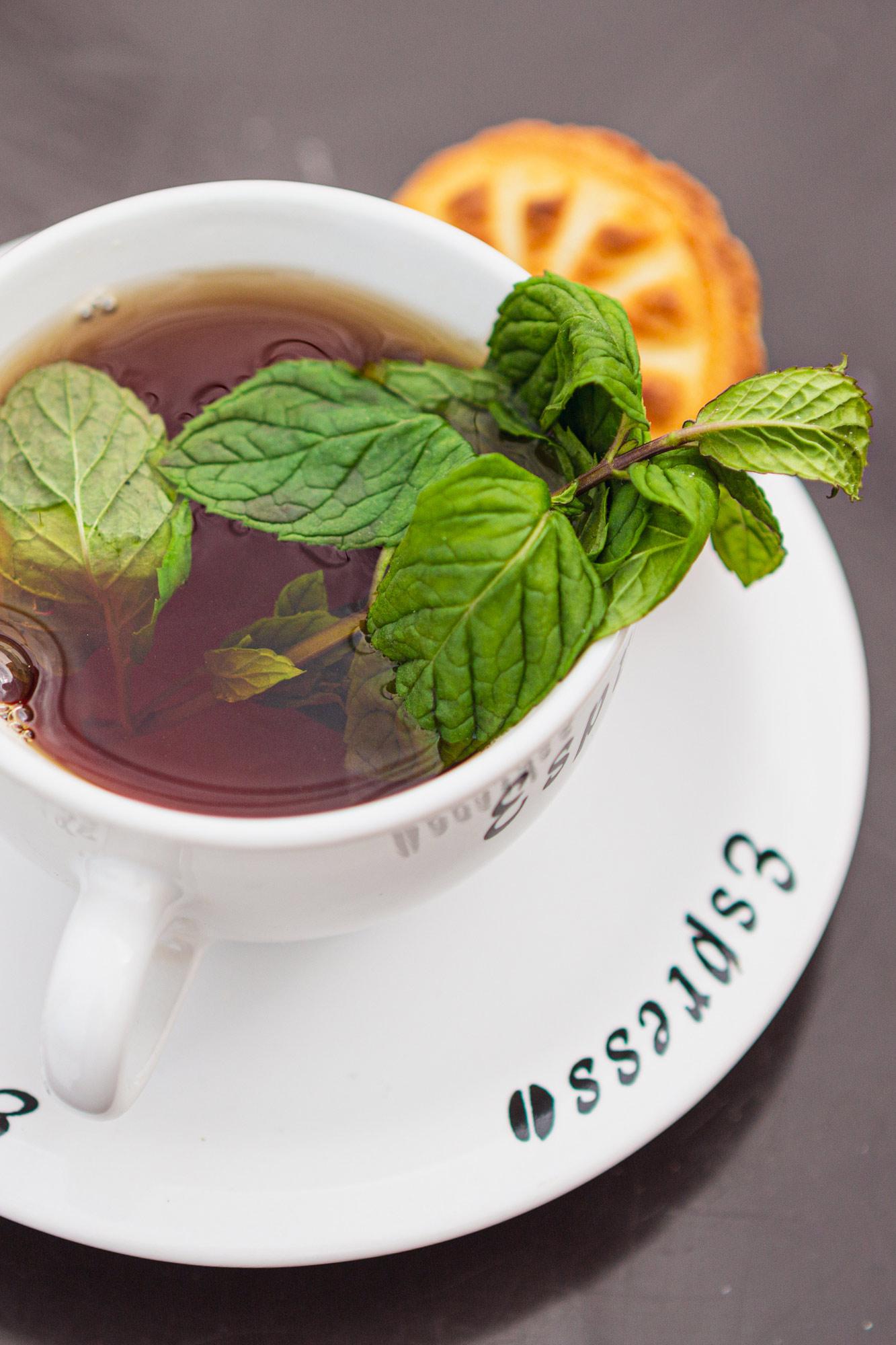 voyage en Jordanie thé