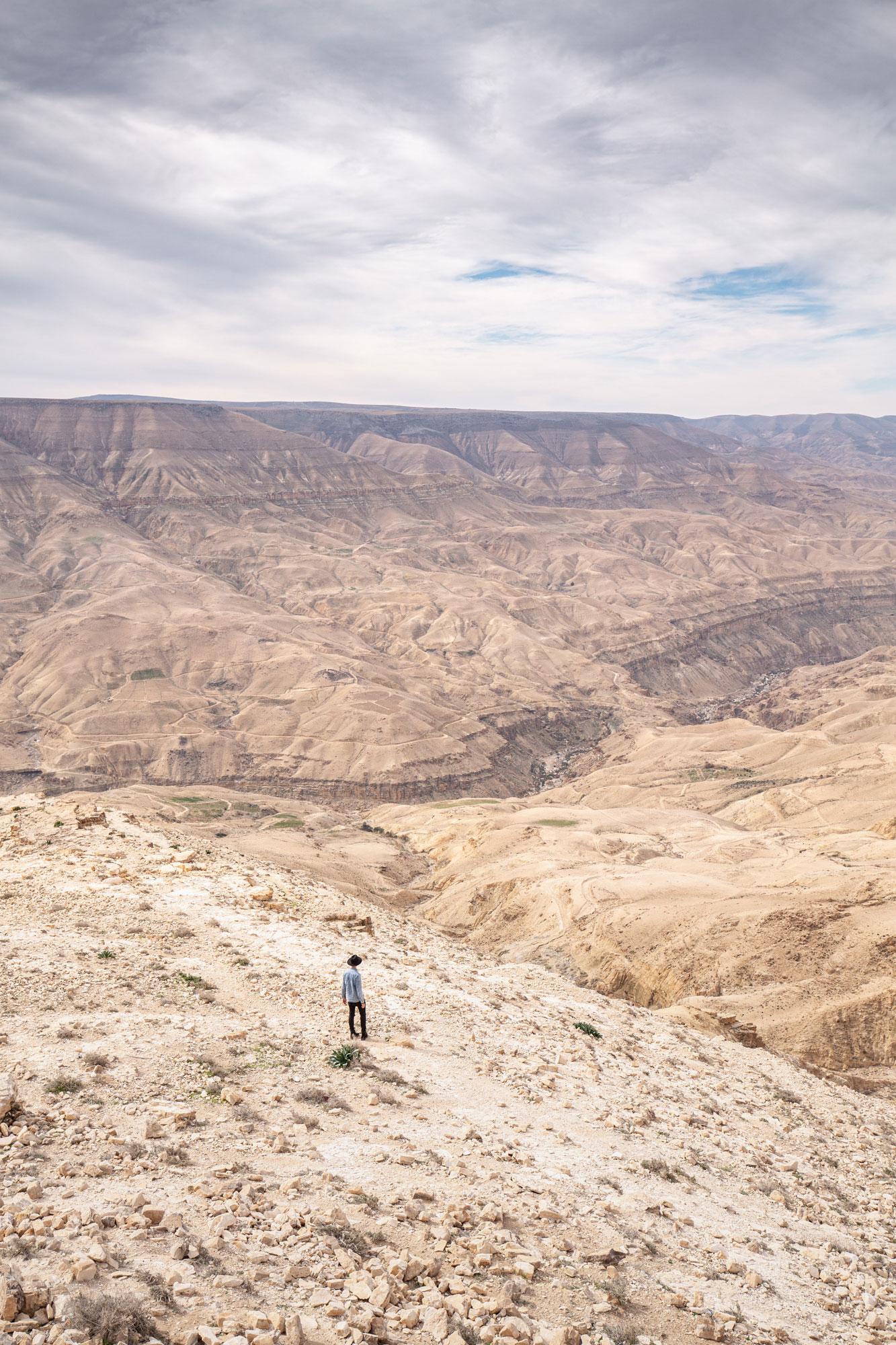 voyage en Jordanie Wadi Al-Mujib