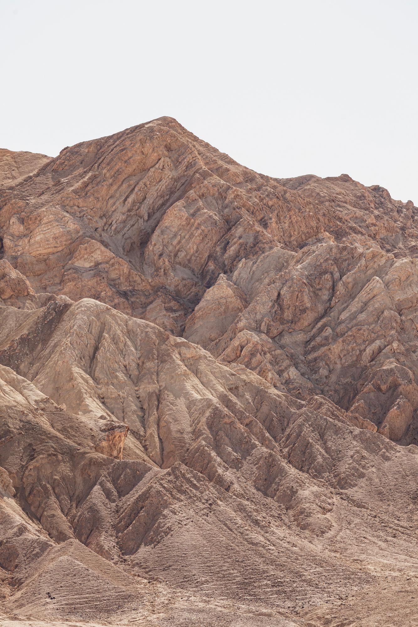 voyage en Jordanie Wadi Araba montagnes