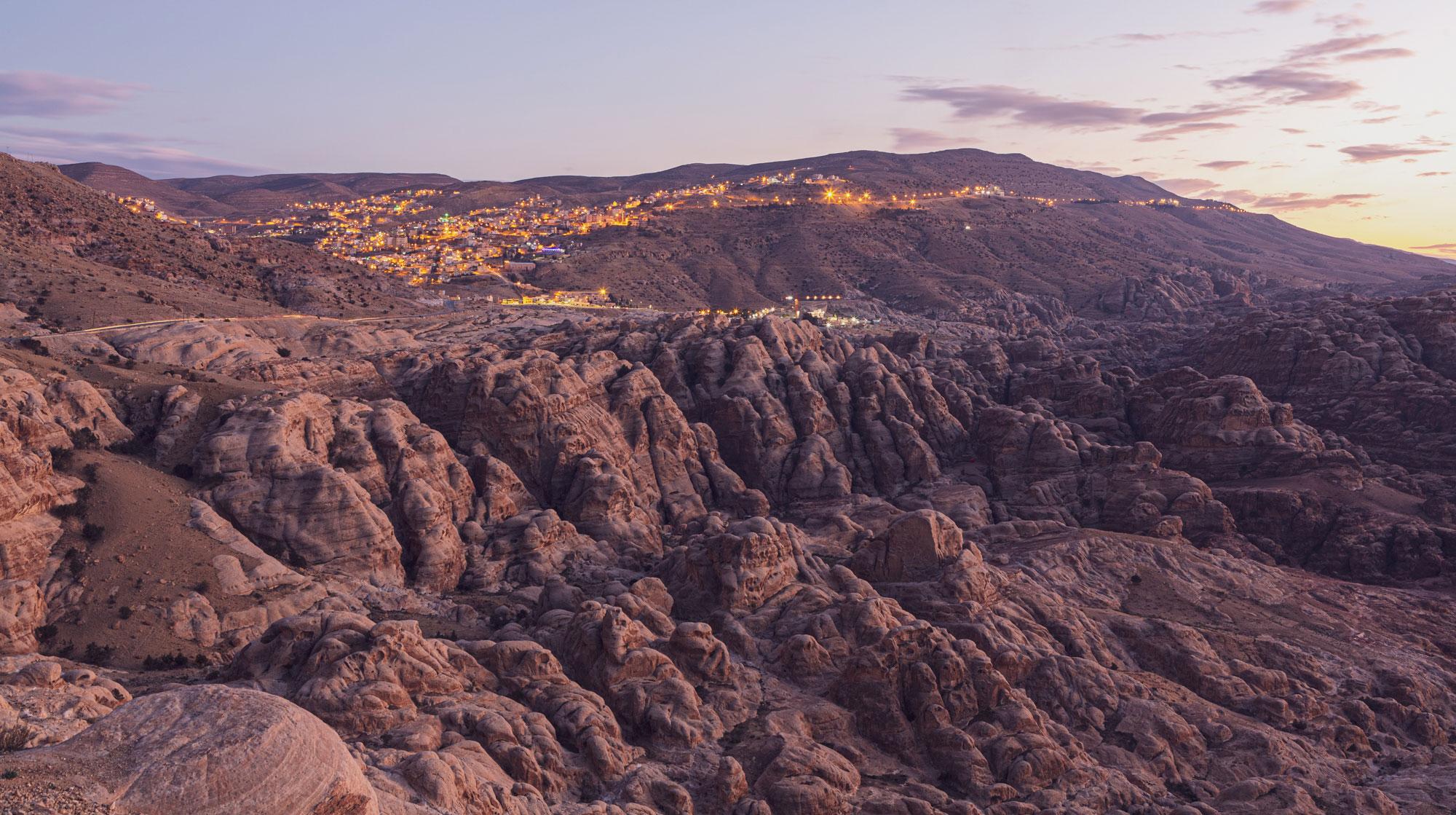 voyage en Jordanie Pétra Wadi Musa