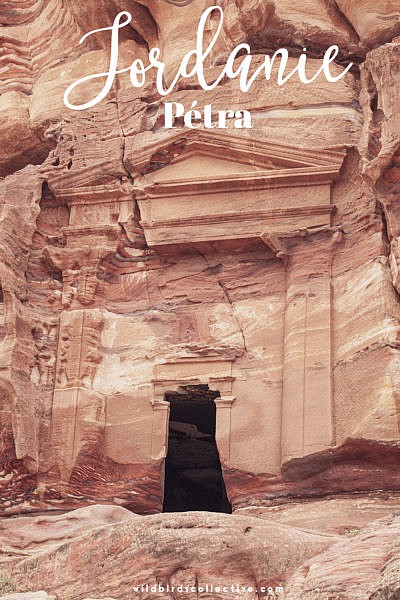 voyage en Jordanie Pétra