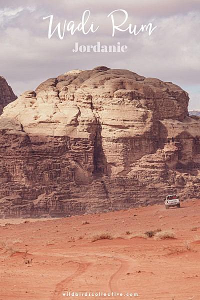voyage en Jordanie Wadi Rum