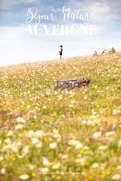 séjour nature en Auvergne